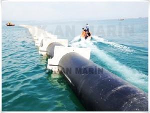 Deniz Şarj-Deşarj Hattı Döşenme Çalışmaları